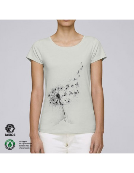 BasicsWear-Dandelion-surfers-tshirt